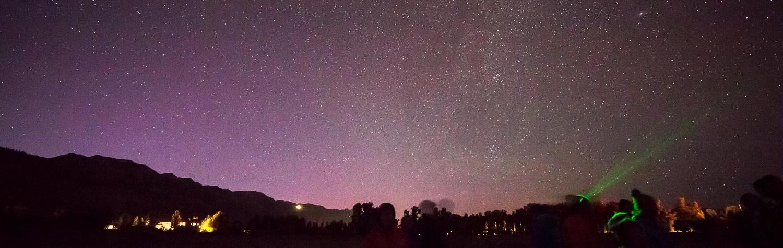 A Wyoming Stargazing Tour Time-Lapse