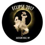 Total Jackson Hole Eclipse