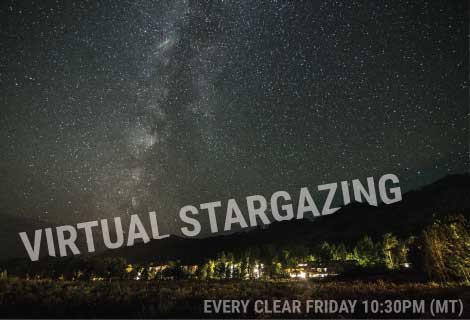 Virtual Stargazing with Brian Keating and Deep Astronomy!