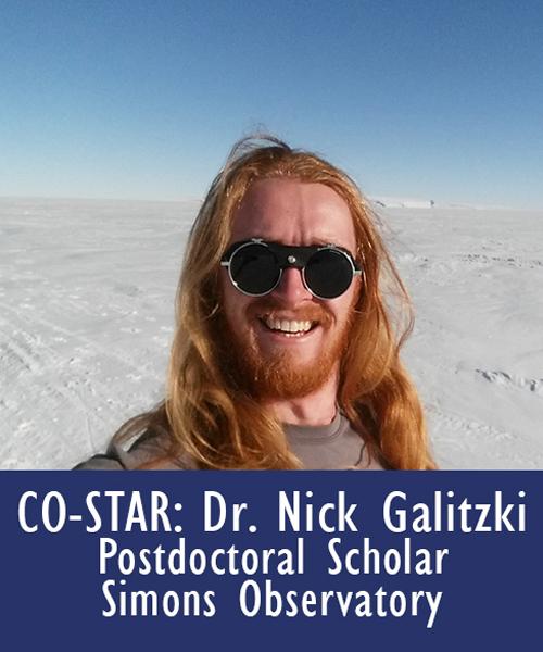 The Cosmos Show: Co-Star - Dr. Nick Galitzki